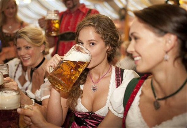 pic of Laney with more love from oktoberfest