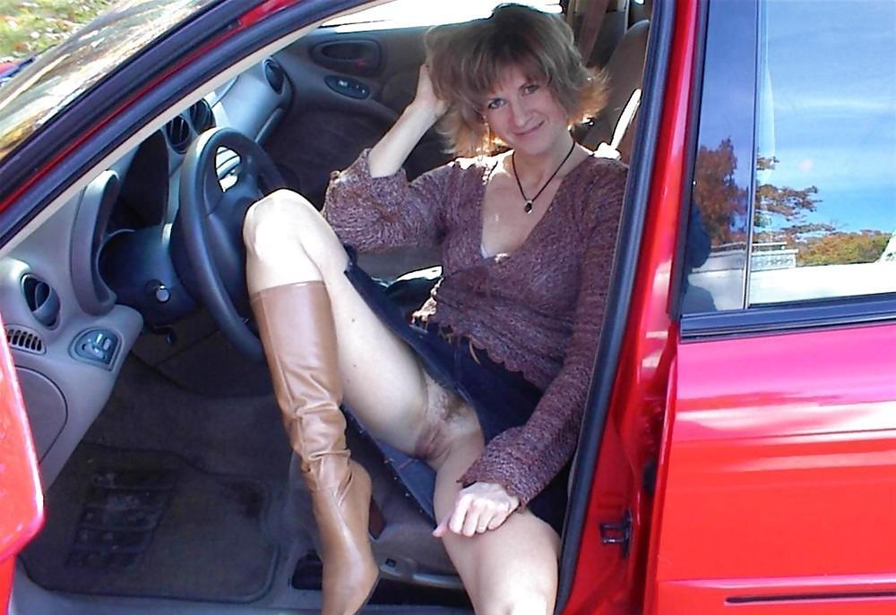 любительские фото под юбками