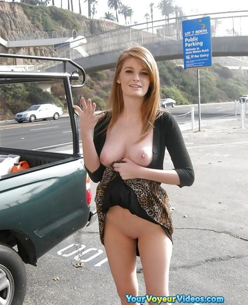 pic of Galilea flashing for a split second at the motorway